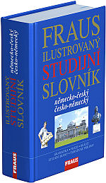 Německo-český a česko-německý ilustrovaný studijní slovník /vázaný/