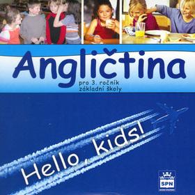 Angličtina 3.r. ZŠ - Hello,kids ! CD