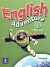 English Adventure 1 - Pupils Book