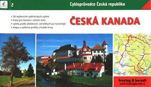 Cykloprůvodce 2 - Česká Kanada