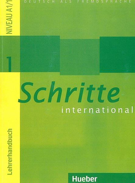 Schritte international 1 Lehrerhandbuch - Klimaszyk P.,Kramer-Kienle I. - A4, brožovaná