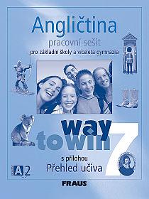 Angličtina 7 Way to Win - Pracovní sešit