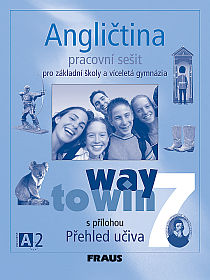 Angličtina 7 Way to Win - Pracovní sešit - Betáková L.,Dvořáková K. - A4