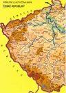 Vlastivěda 4 - Příruční vlastivědná mapa České republiky (náhradní mapa k učebnici) -