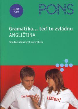 Gramatika...teď to zvládnu - Angličtina + audio CD - Heidieker C.,Lorenz-Bottke - A5, brožovaná