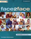Face2face intermediate Students Book + CD