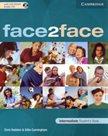 Face2face intermediate Students Book + CD