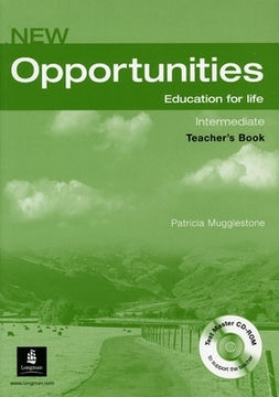 New Opportunities Intermediate Teachers Book - Mugglestone Patricia - A4, brožovaná