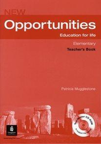 New Opportunities Elementary Teachers Book
