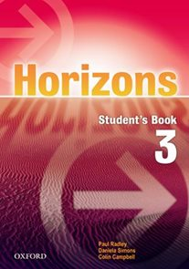 Horizons 3 Students Book with CD-ROM