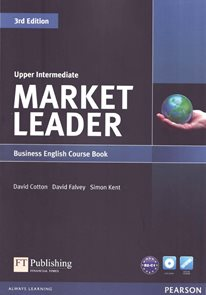 Market Leader Upper-intermediate Business English Course Book + DVD-ROM Pack, 3. vydání
