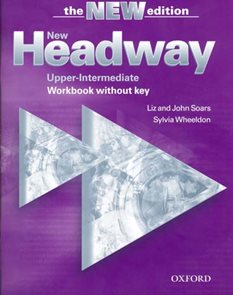 New Headway upper-intermediate NEW Edition Workbook without key