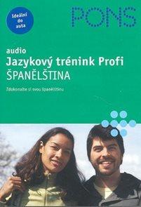 Španělština - jazykový trénink Profi - audio CD /2ks/