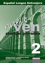 Nuevo Ven 2 - studijní příručka - A5, brožovaná