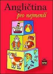 Angličtina pro nejmenší - audio CD /1/ - Zahálková M.
