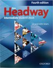 New Headway intermediate 4. Edice SB + iTutor pack
