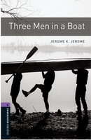 Three Men in a Boat + CD