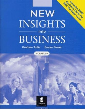 New Insights into Business WB New Revision - Tullis G.,Power S., Sleva 20%