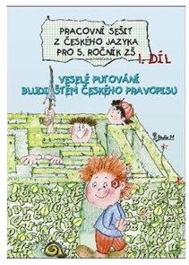 Český jazyk 5.r. pracovní sešit 1.díl