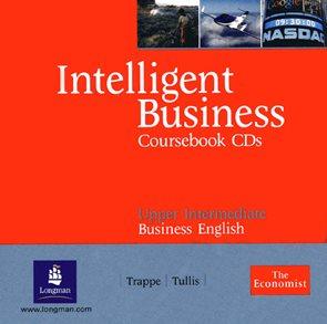 Intelligent Business upper-intermediate Coursebook Audio CDs /sada 2 ks/
