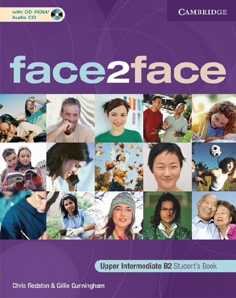 Face2face Upper-Intermediate Students Book + CD-ROM - redston Ch.,Cunningham G. - A4, brožovaná