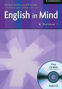 English in Mind 3 Workbook + audio CD / CD-ROM