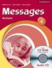 Messages 4 Workbook + audio CD / CD-ROM