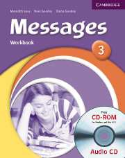 Messages 3 Workbook + audio CD / CD-ROM