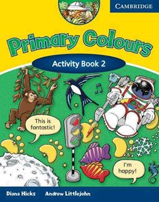Primary Colours 2 Activity Book