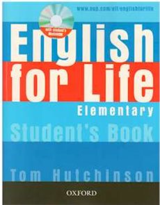English for Life Elementary Students Book with student´s MultiROM