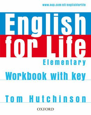 English for Life Elementary Woorkbook with key - Hutchinson Tom - A4