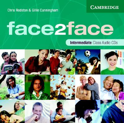 Face2face Intermediate Class Audio CD /3ks/ - Redston Ch.,Cunningham G.