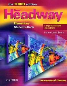 New Headway elementary Third Edition Students Book s anglicko-českým slovníčkem