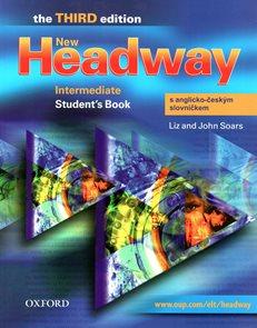 New Headway Intermediate Third Edition Students Book s anglicko-českým slovníček