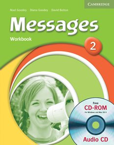 Messages 2 Workbook + audio CD / CD-ROM