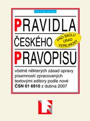 Pravidla českého pravopisu - kapesní