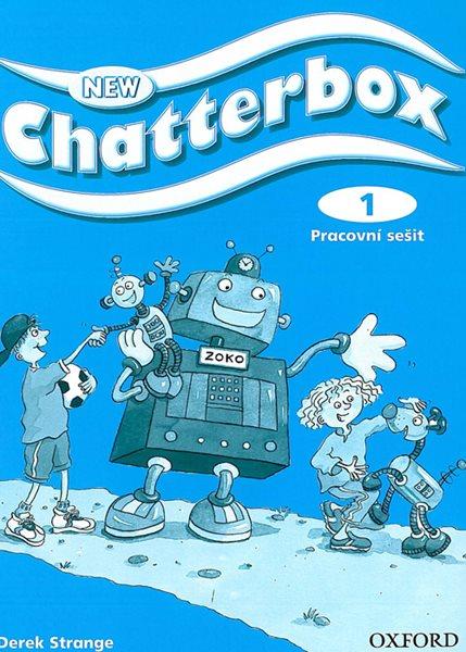 New Chatterbox 1 Activity Book - česká verze - Strange Derek - A4