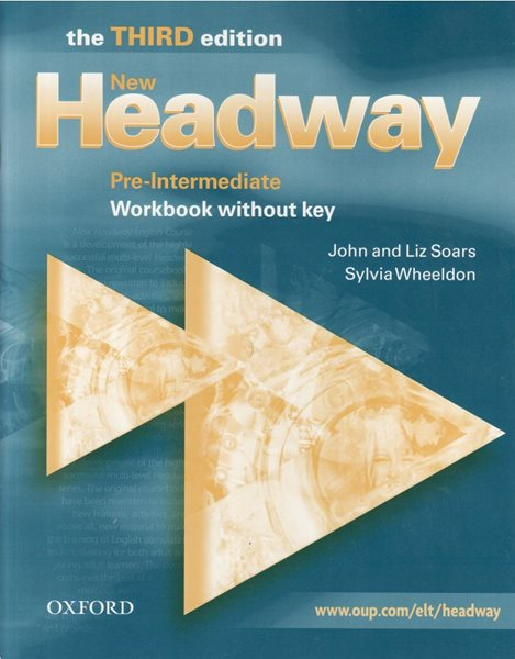 New Headway pre-intermediate Workbook without key NEW EDITION - Soars John, Soars Liz, Wheeldon Sylvia - A4