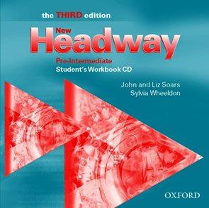 New Headway pre-intermediate Third Edition Students Workbook  audio CD /1 ks/