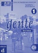 Gente 1 Libro de trabajo + audio CD Nueva edición