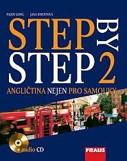 Step by Step 2 - angličtina nejen pro samouky + audio CD