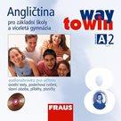 Angličtina 8. r ZŠ Way to Win - audio CD /2 ks/