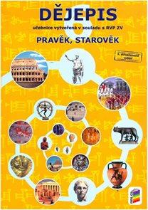 Dějepis 6. r. ZŠ a víceletá gymnázia - Pravěk, starověk / RVP ZV/ 4. aktualizovaní vydání
