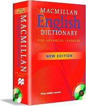 Macmillan English Dictionary for Advanced Learners NEW EDITION + CD-ROM