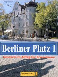Berliner Platz 1 - Lehr- und Arbeitsbuch