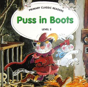 Puss in Boots / Kocour v botách + audio CD