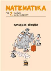 SPN-pedagogické nakladatelství Matematika 2.r. ZŠ - metodická příručka - Čížková Miroslava - B5, brožovaná