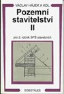 Pozemní stavitelství II pro 2. ročník SPŠ stavebních