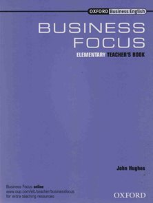 Business Focus elementary Teachers Book