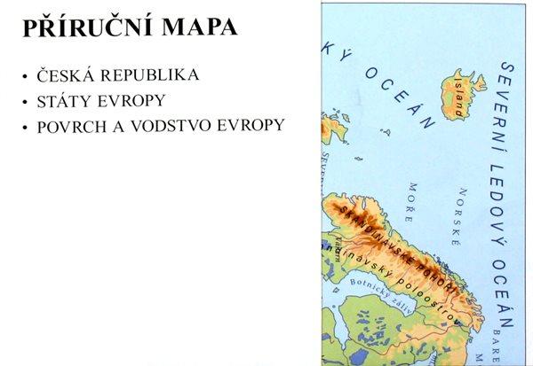 Vlastivěda 5.r. ČR jako součást Evropy - náhradní Příruční mapa